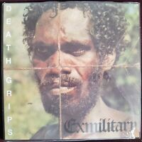 DEATH GRIPS Exmilitary LP Third Worlds Ex Military Original Pressing MINT SEALED