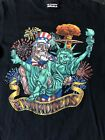 Mens The Hundreds Graphic StreetWear T Shirt Small Uncle Sam Liberty USA AMERICA