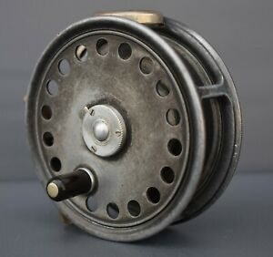 """Hardy    St George   3 3/8""""  Fly  Reel"""