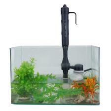 Aspirarifiuti Pompa acquario elettrica Filtro per pulizia cambio dell'acqua
