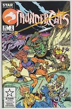 ThunderCats #2 - Star Comics / Marvel Comics 1986 - Tears Of Sunrise