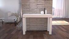 Tavolo soggiorno cucina consolle allungabile da ingresso 3 metri colore Bianco