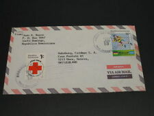 Cover Caribbean Stamps