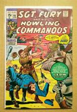 Sgt. Fury and his Howling Commandos #86 (1963 Series) Bronze Age Comic book!