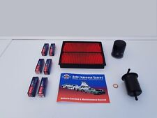 MAZDA BONGO 2.5V6 PETROL 1995 - 2006 FILTER KIT & PLUGS + SERVICE BOOK