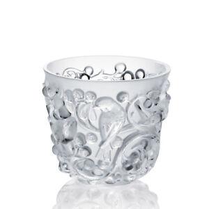 Hommage a Rene Lalique Avallon VaseG3415