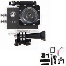 "2.0"" 720P 12MP HD Sport Action Camera Waterproof Video Mini DV Camcorder Camera"