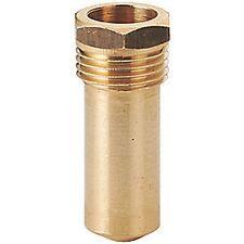 """R227 Pozzetto porta termometro R227Y010 1/2"""" - Lunghezza 100 mm GIACOMINI"""