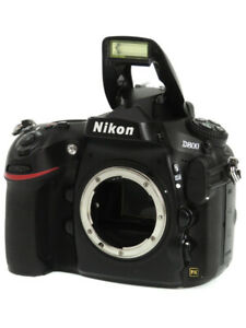 Nikon D800 36.3MP FX Digital Camera Body From Japan used