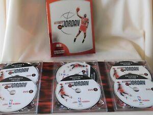 NBA - Michael Jordan Ultimate Jordan 23 Collectors Edition 6 DVD Boxset Region 4