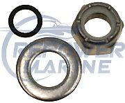 Setting Pin Nut Kit for Volvo Penta Sterndrive 200, 250, 270, 280, 285, 290