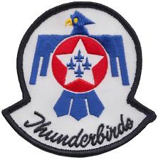 Thunderbirds Luft Vorführmodell Geschwader USAF Gestickte Abzeichen