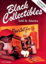 Black Collectibles Sold in America Book by P. J. Gibbs (1996, Paperback)