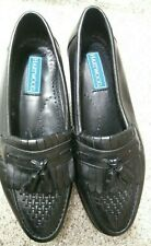 HARTWOOD MENS SHOES SIZE 10 MADE IN BRAZIL GENUINE LEATHER UPPER LIGHTLY USED