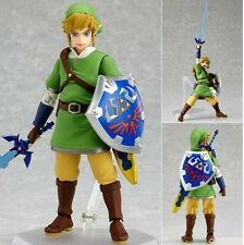 THE LEGEND OF ZELDA/ FIGURA SKYWARD SWORD 14 CM-ACTION FIGURE #153 FIGMA  IN BOX
