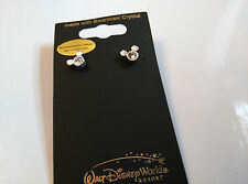 DISNEY Authentic Mickey Mouse Icon Stud Earrings by Arriba Brothers