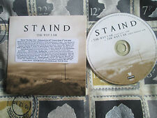 Staind – The Way I Am Roadrunner Records – RR PROMO 1086 CD Single