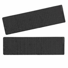 Zento Deals 2x SelfAdhesive Cling Car Window Mesh Sun Shade Blocks Protects Rays