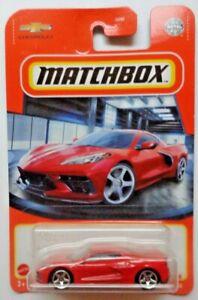 Matchbox 2021 2020 Corvette C8 40/100