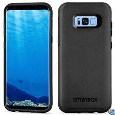 New OEM Otterbox Symmetry Series Black Case for Samsung Galaxy S8+ S 8 Plus