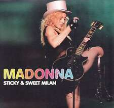 MADONNA - STICKY & SWEET MILAN (2 CD's TRIFOLD DIGIPACK COVER)