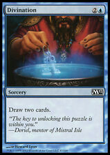 MTG 4x DIVINATION - DIVINAZIONE - M13 - MAGIC