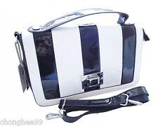 Para Mujer Moda Pvc Bolso Damas Clásico Bolso Casual hombro Messenger Bag
