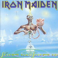 Seventh Son Of A Seventh Son - Iron Maiden CD Sealed !