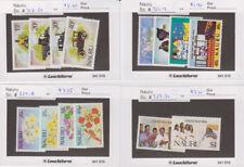 Nauru - 1986 Commemorative Sets. Sc. #317-30, SG #332-45. Mint NH