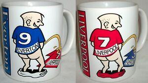 Funny Wee On Liverpool Everton Tea Coffee Mug Football Fan Shirt Rivalry Gift