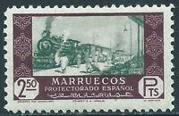 Marokko Loses 1948 Edifil 289 MH