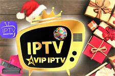 IP TV Premium Subscription 1 YEAR With 8k+ Live TV VOD Movies HD