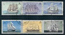 BERMUDA 337-42 SG361-66 Used 1976 Tall Ships Race set of 6 Cat$13