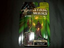 Star Wars -   Zam Wesell   - Attack of the Clones Collection Action Figure, 2002