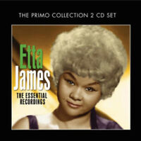 Etta James : The Essential Recordings CD 2 discs (2012) ***NEW*** Amazing Value