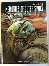 MEMORIES OF OUTER SPACE by Enki Bilal (2002 Hardcover) Humanoids HC classic