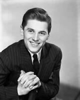CBS OLD TV RADIO PHOTO Portrait Of Gordon Macrae Cbs Radio Actor And Singer 2