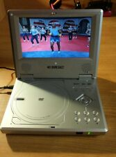 CURTIS DVD 8017  Portable DVD Players-Home or Auto,Camping