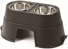 Comfort Diner Elevated Dog Food Dish Raised Dog Bowls Reduce Joint Stress