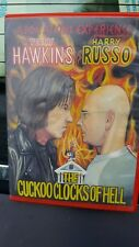 """RON ATKINS' MOVIE """"THE CUCKOO CLOCKS OF HELL"""", RARE LIMITED EDITION OUT OF PRINT"""