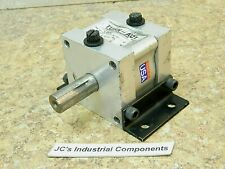 "Turn Act   90 deg  rotary  vane  actuator   OEM  OT-175-90   2-1/2"" Bore"
