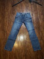 Guess Jeans Lincoln Slim Straight Denim Men's Size 30 x 32