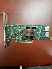 Dell 0GTP9G LSI SAS9217-8i 8-Port Internal 6Gb/s SAS SATA RAID Controller
