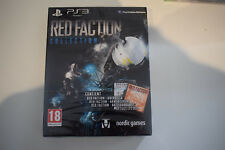 Red Faction Collection Guerilla Armageddon PS3 Ps 3 PLAYSTATION 3 New