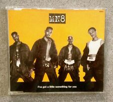 CD MN8*I've got a little something for you*MIX 1994* Hip Hop/Rap/G-Funk/90er Pop