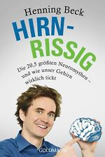 Henning Beck - Hirnrissig