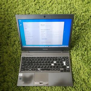 Toshiba Protege Z930 intel i3 3rd Gen 4GB RAM  128gb SSD with issues