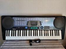 Radio Shack Md-1160 Midi Electronic Keyboard 61 Keys Pitch Bend Wheel *Tested*