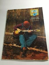 Blues Guitar Introduction to Acoustic Blues Guitar Educational Book 00000283 B12