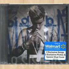 +7 BONUS TRACKS--> JUSTIN BIEBER Purpose WALMART CD Hit the Ground THE MOST 0626
